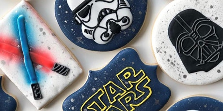 Star Wars Cookie Decorating Class tickets