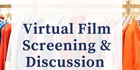 Fashion of Tomorrow: Virtual screening + discussion tickets