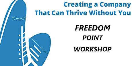 Freedom Point Workshop tickets