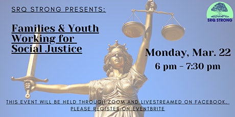 Families & Youth Working for Social Justice tickets