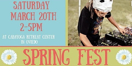 Spring Fest by CabaYoga and The Mind's Eye Community tickets