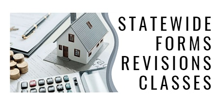 Statewide Forms Revision Class tickets