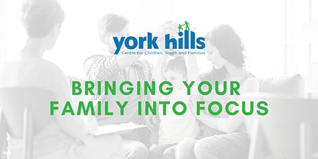 Bringing Your Family Into Focus tickets
