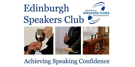 Edinburgh Speakers Club Meeting tickets