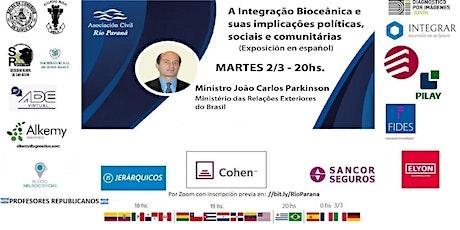 A Integração Bioceânica e suas Implicações políticas sociais e comunitárias entradas