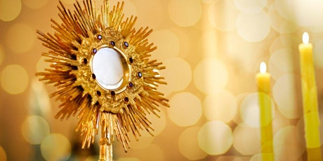 Adoration of the Blessed Sacrament & Reconciliation tickets