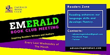 Emerald Book Club Meeting tickets