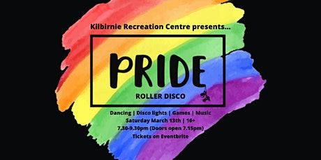 Pride Roller Disco tickets