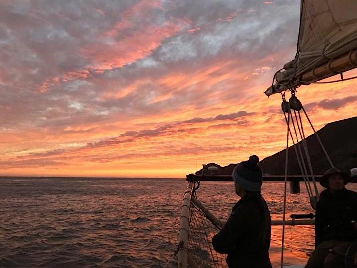 Sunset Sail on San Francisco Bay- Thursday Evenings image