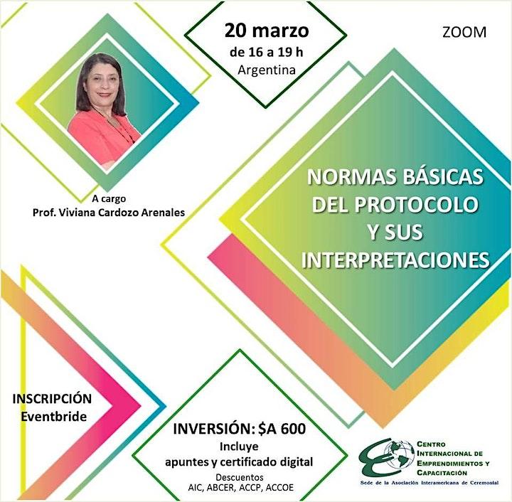 Imagen de NORMAS BÁSICAS DEL PROTOCOLO Y SUS INTERPRETACIONES