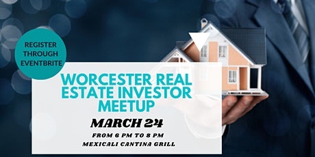 Worcester Real Estate Investor Meetup tickets