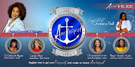 Women Reaching Women Virtual Conference Cruise 2021 tickets