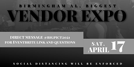The Bigger Picture Vendor Expo tickets