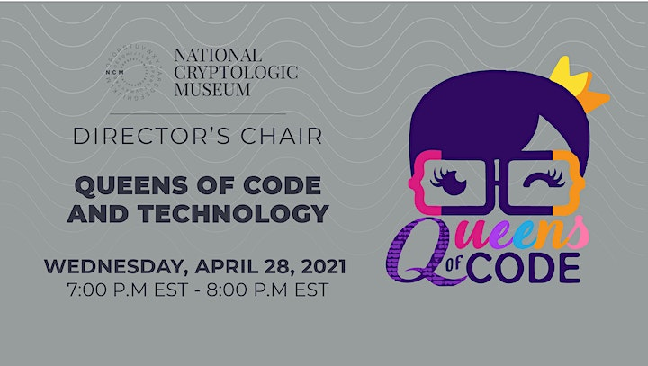 Director's Chair: Queens of Code & Technology image