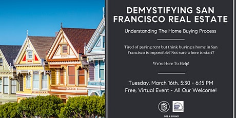 Demystifying San Francisco Real Estate tickets