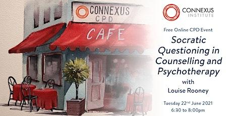 Connexus Institute CPD Café: Socratic Questioning Techniques tickets