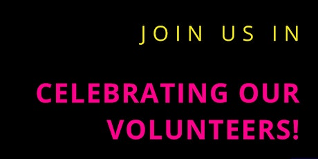 Volunteer Appreciation Day! tickets