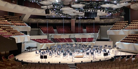The Architecture of Performance: Boettcher Concert Hall tickets