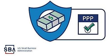Programas de la SBA bajo la Nueva Ley de Ayuda Económica (PPP2 y EIDL) tickets