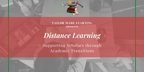 Distance Learning:  Supporting  Scholars Through Educational Transitions tickets