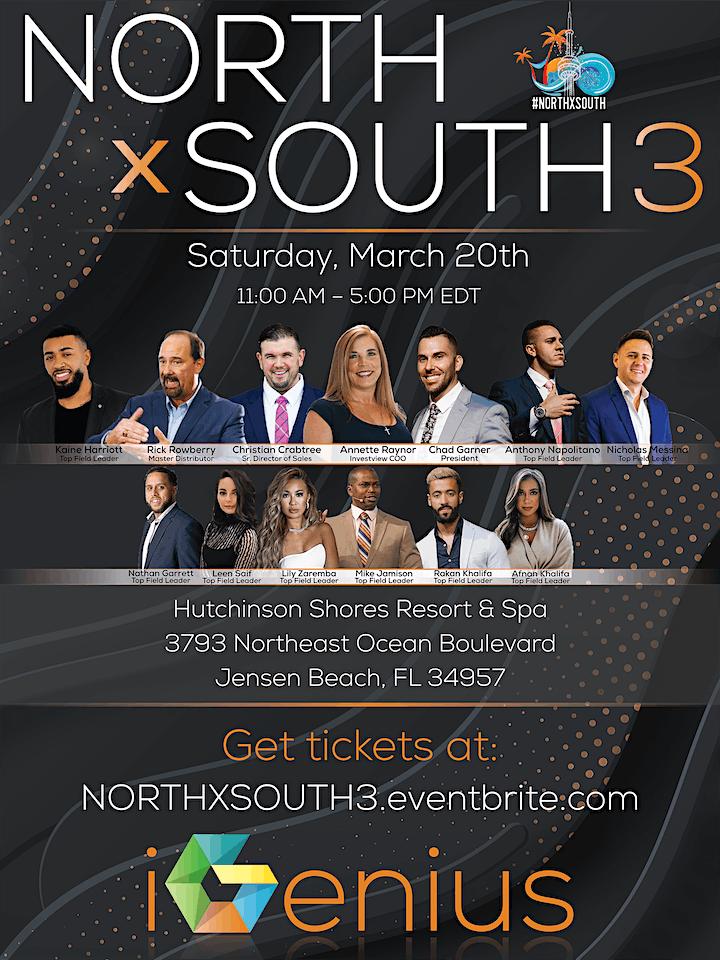 NORTH × SOUTH 3 image