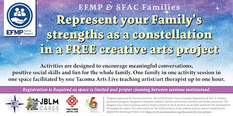 JBLM EFMP & SFAC - Tacoma Arts Live Sessions 13 Mar tickets