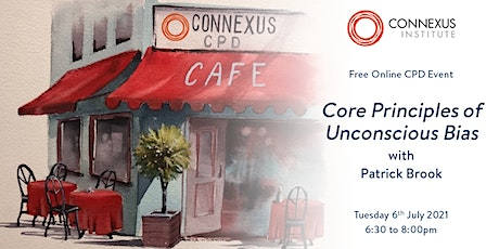 Connexus Institute CPD Café: Unconscious Bias tickets