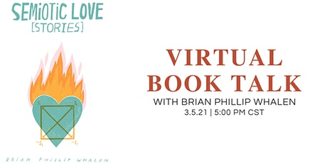 Virtual Book Talk • Brian Phillip Whalen featuring Michael Martone tickets
