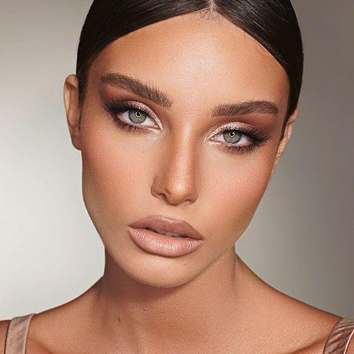 Luxury Makeup Course - Exclusive Private Virtual Makeup Practical Training image