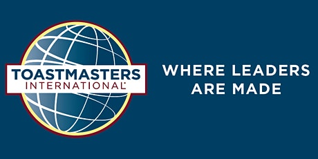 Toastmasters International Speech Contests for Areas G66 & C22 tickets