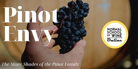 PINOT ENVY - An Exploration of the Pinot Family from Around the World tickets