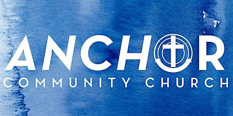 Anchor Outdoor Worship Service 2/28/21 tickets