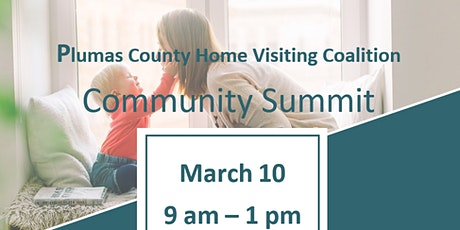 Plumas County Home Visiting Coalition | 2021 Community Summit tickets
