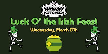 Luck O' the Irish Feast tickets