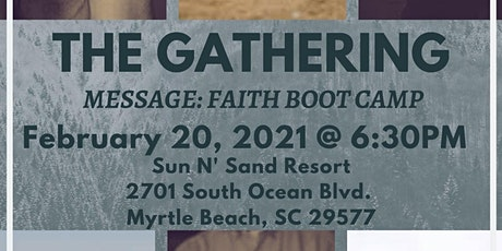 One Reach Ministries: The Gathering: Virtually/In person tickets