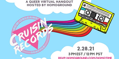 HomoTime with Queer Record Label: Cruisin Records tickets