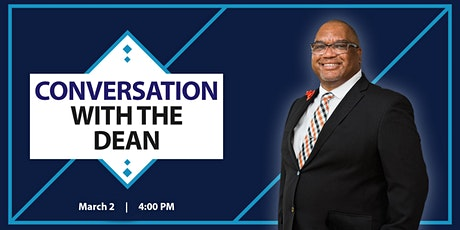 Conversation with the Dean tickets