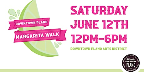 Downtown Plano Margarita Walk Presented By Morada Plano tickets
