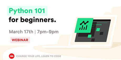 Python 101 For Beginners tickets