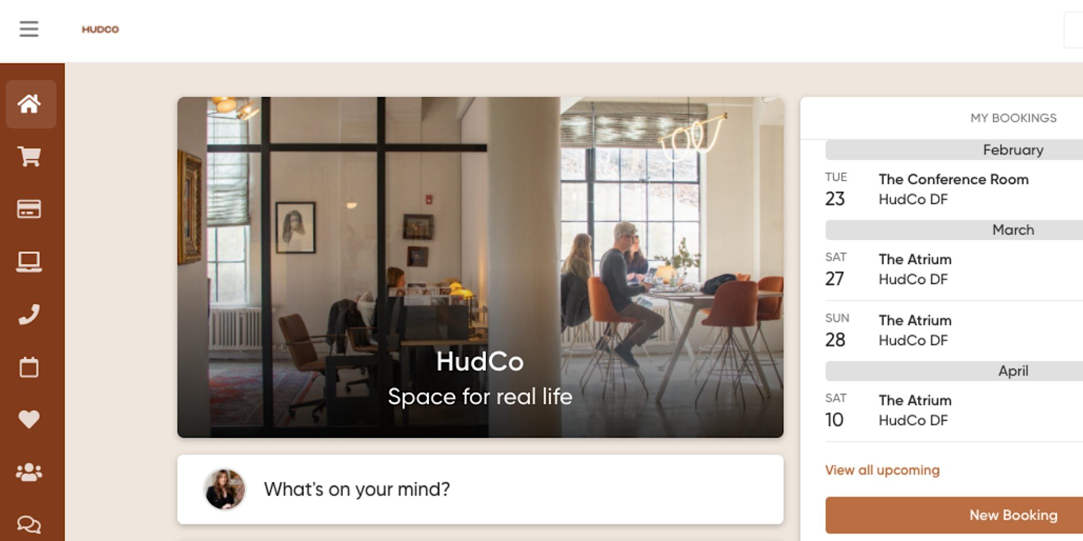HudCo Portal 101