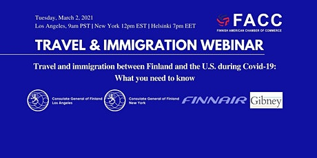 FACC Travel & Immigration Webinar tickets