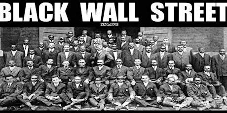 VIRTUAL Black History Children Workshop: Black Wall Street tickets