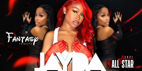 JAYDA WAYDA HOST TRAP VS R&B ALL STAR WEEKEND tickets