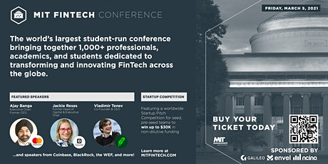 MIT Sloan FinTech Conference 2021 billets