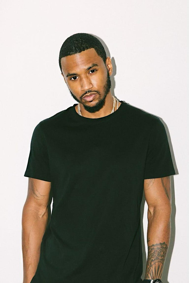 TREY SONGZ HOST TRAP HOUSE BRUNCH DAY PARTY BASKETBALL WEEKEND image
