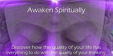 Awaken Spiritually - 4-Class Series tickets