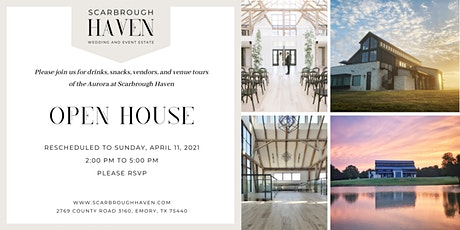 Scarbrough Haven's  Wedding Open House tickets