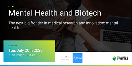 Mental health and biotech tickets