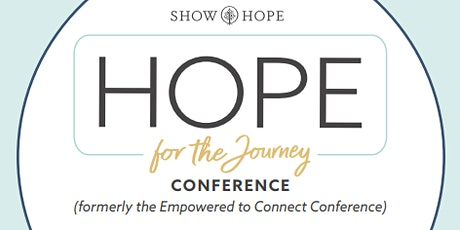 Hope for the Journey Conference - Living Hope Fellowship tickets