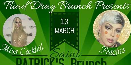 Traid Drag Brunch 11:30am Seating and 2pm Seating tickets